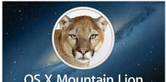 Mac OS X Mountain LIon Server