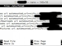 Map Network drives in Mac OS X using Automount