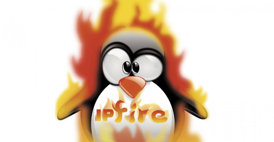 How to: Set up a proper firewall with IPFire for home or work
